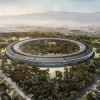 The New APPLE Spaceship Campus!